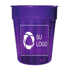 HumphreyLine Fluted 24 oz. Jewel Stadium Cup