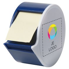 Bullet™ Pips klevende memotape met full-colour drukwerk