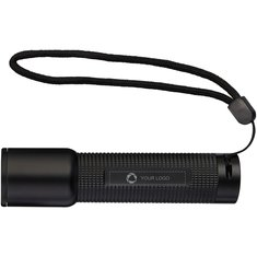 STAC™ Compact Flashlight with COB Sidelight Laser Engraved