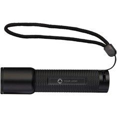 Kompakte Taschenlampe mit seitlicher COB-Leuchte und Lasergravur von STAC™