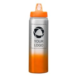 Gradient 25 oz. Aluminum Sports Bottle
