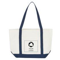 The Atlantic Premium Cotton Boat Tote Bag