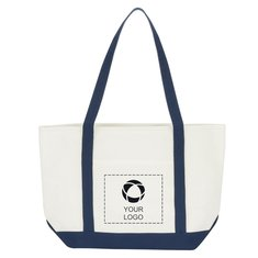 The Atlantic Premium Cotton Boat Tote Bag