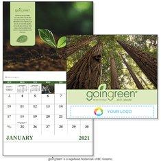 BIC Graphic Goingreen ® Stapled Calendar