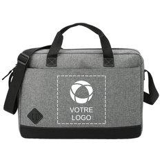 Porte-documents pour ordinateur de 15po Graphite Dome