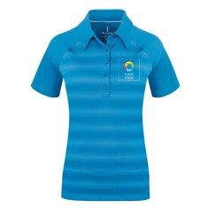 Elevate Shima Women's Short Sleeve Polo Shirt
