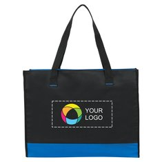 Colorband Carry-All Tote Bag