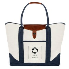 Cutter & Buck® Legacy Cotton Boat Tote Bag