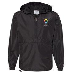 Champion® - Packable Quarter-Zip Jacket