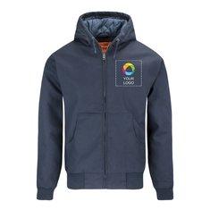 CornerStone® Duck Cloth Hooded Work Jacket