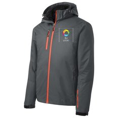 Chaqueta impermeable Port Authority® Vortex 3 en 1