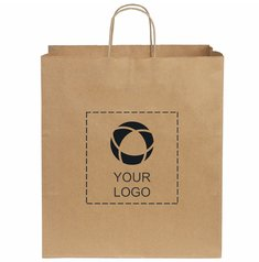 Kraft Paper Large Bag