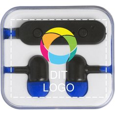 Bullet™ Colour Pop Bluetooth®-høretelefoner med fuldt farvetryk