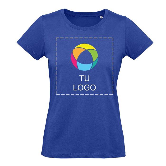 Camiseta Inspire Plus de B&C™ para mujer