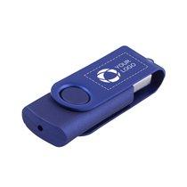Rotate 2-Tone Flash Drive 2GB
