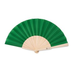 Fanny Wood Hand Fan