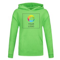 JERZEES® NuBlend® Youth Hooded Sweatshirt