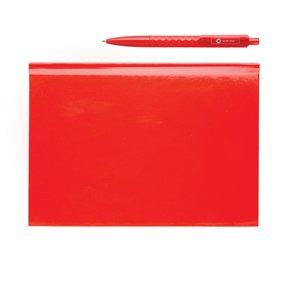 Carnet A5 à couverture rigide avec stylo X3 de XDDesign®