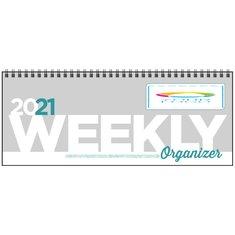 BIC Graphic Weekly Organizer