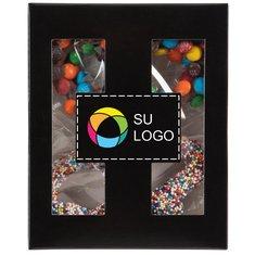 Caja de 2 piezas de pretzels - Paquete de 50