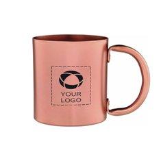 Copper 14oz Retro Mug Copper