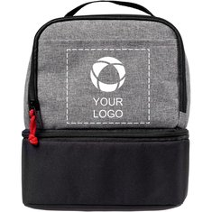 Avenue™ Dual Cube Lunch Cooler Bag
