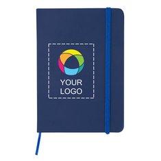 5 x 7-Inch Snap Elastic Closure Notebook Full Color Print