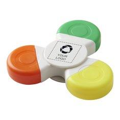 Rotulador fluorescente Fun Tri-Twist™ de Bullet™