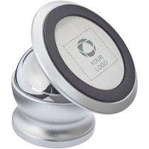 Soporte magnético giratorio grabado con láser para teléfono de Avenue™