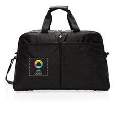 Freizeittasche von Swiss Peak® mit RFID-Schutz Duffle und Kofferöffnung