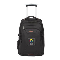 Sac à dos pour ordinateur portable 15,6pouces à roulettes ATWork d'American Tourister®