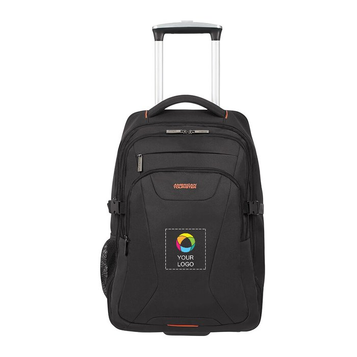 American Tourister® AT Work Laptop Backpack with wheels 15.6''