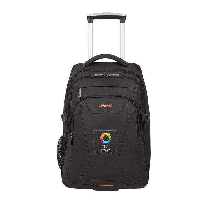 Mochila de ruedas para ordenador portátil de 15,6 pulgadas At Work de American Tourister®