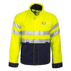 Veste rembourrée conforme à la norme ENISO20471 classe3 de Projob