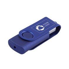 Clé USB bicolore de 2GB