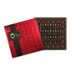 Caja de 32 caramelos con sal marina - Paquete de 12