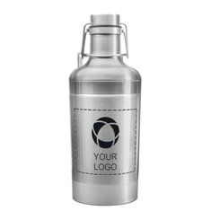 Growl 64-Ounce Vacuum Growler
