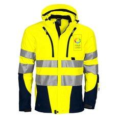 Projob EN ISO 20471-Class 3/2 Softshell Jacket