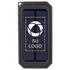 Batería externa solar, rápida, inalámbrica High Sierra® Boar