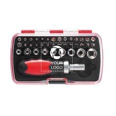 38-teiliges Werkzeugset Tool Pro