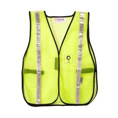 Chaleco de seguridad reflectante color amarillo Xtreme Visibility™