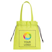 Shell Cinch Tote Bag