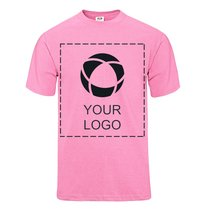 Fruit of the Loom® 5-Ounce Heavy Cotton HD™ T-Shirt Screenprint