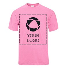 Fruit of the Loom® 5-Ounce Heavy Cotton HD™ T-Shirt Screenprint