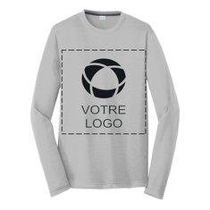 T-shirt Cotton Touch à manches longues Competitor PosiChargeMD de Sport-TekMD