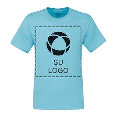 Camiseta Core de algodón para hombre de Port & Company® para serigrafía