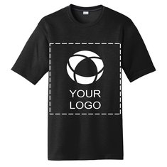 Sport-Tek® PosiCharge® Competitor Cotton Touch Tee Screenprint