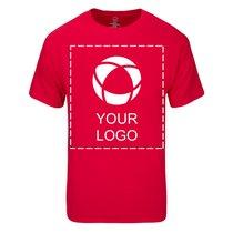 Hanes® Tagless® Short Sleeve T-Shirt Screenprint