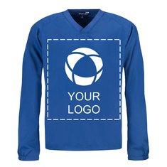 Sport-Tek®V-Neck Raglan Wind Shirt