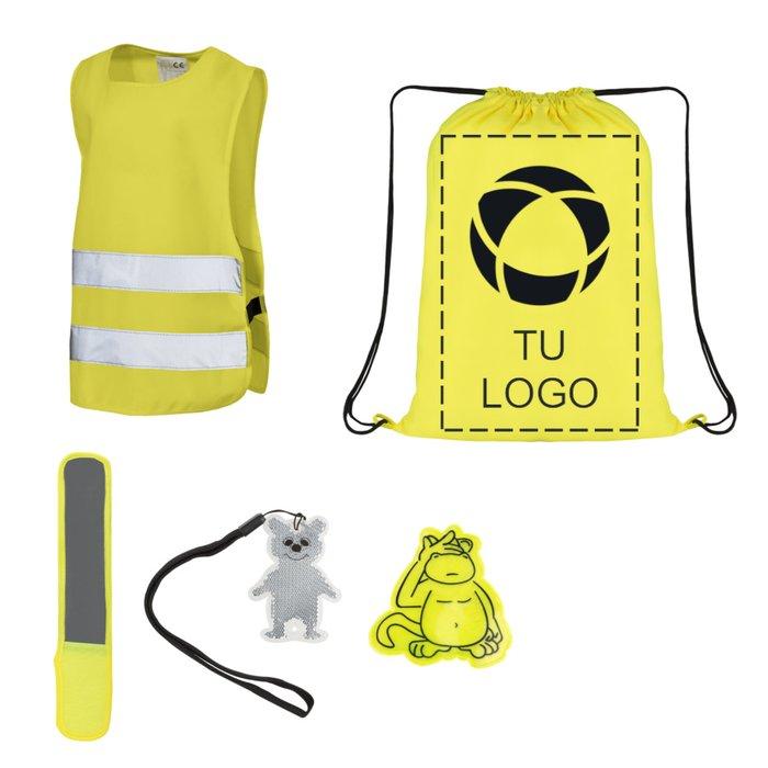 Kit de seguridad de 5 piezas para niños